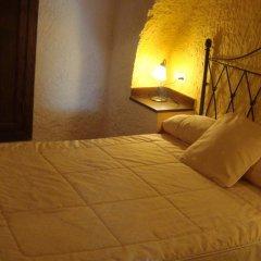 Отель Cuevas de Medinaceli Стандартный номер с разными типами кроватей фото 9