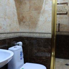 Гостиница Эльбрусия ванная фото 2