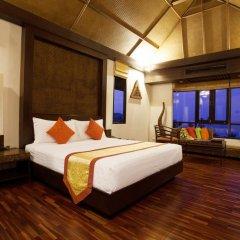 Отель Rawi Warin Resort and Spa 4* Вилла с различными типами кроватей фото 5