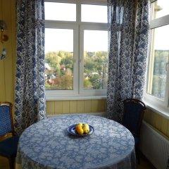 Русско-французский отель Частный Визит комната для гостей