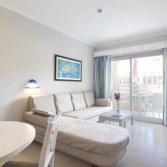 Отель Aparthotel Green Garden 4* Апартаменты с различными типами кроватей фото 3