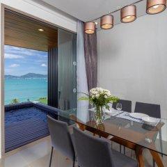 Отель X10 Seaview Suite Panwa Beach Люкс с двуспальной кроватью