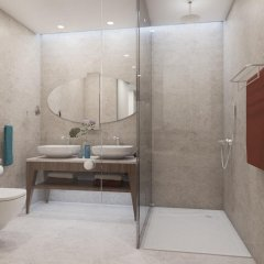Vangelis Hotel & Suites ванная фото 2