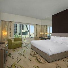 Отель Hilton Capital Grand Abu Dhabi 5* Стандартный номер с различными типами кроватей