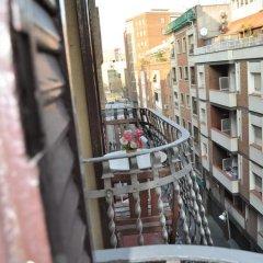 Отель Apartamento Tapioles Испания, Барселона - отзывы, цены и фото номеров - забронировать отель Apartamento Tapioles онлайн балкон