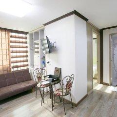 K Hostel Люкс с различными типами кроватей фото 6
