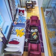 Отель The Grand Mark Prague 5* Люкс с различными типами кроватей фото 3