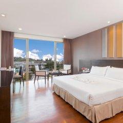Апартаменты G1 Serviced Apartment Kamala Beach Стандартный номер с различными типами кроватей