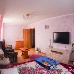 Апартаменты Murmansk Apartments Мурманск комната для гостей фото 5