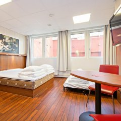 Omena Hotel Yrjonkatu комната для гостей