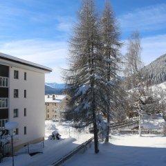 Отель Haus Pyrola Швейцария, Давос - отзывы, цены и фото номеров - забронировать отель Haus Pyrola онлайн фото 7