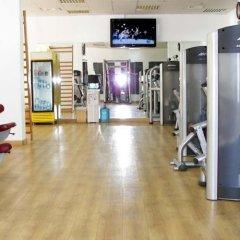 Апартаменты Hurghada Suites & Apartments Serviced by Marriott фитнесс-зал
