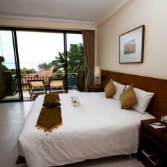 Отель Supalai Resort And Spa Phuket 3* Номер Делюкс с двуспальной кроватью фото 6