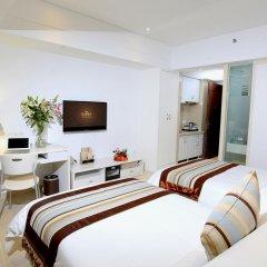 Barry Boutique Hotel Sanya 5* Улучшенный номер с различными типами кроватей фото 5