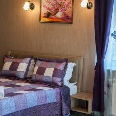 Мини-Отель Villa Dacha Апартаменты разные типы кроватей фото 11