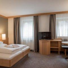 Отель TYROLERHOF Хохгургль комната для гостей фото 4