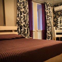 Гостиница Цветы Полулюкс разные типы кроватей фото 29