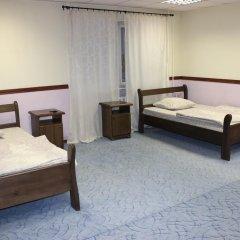 Гостиница Аэро Номер категории Эконом с 2 отдельными кроватями