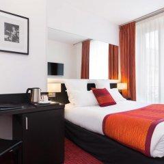 Best Western Plus Hotel Massena Nice 4* Стандартный номер с различными типами кроватей фото 4