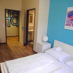 Отель wombat's CITY HOSTELS VIENNA - Naschmarkt Австрия, Вена - 3 отзыва об отеле, цены и фото номеров - забронировать отель wombat's CITY HOSTELS VIENNA - Naschmarkt онлайн комната для гостей фото 4