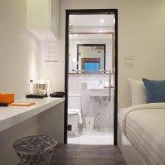 S Box Sukhumvit Hotel 3* Стандартный номер с различными типами кроватей