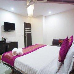 Hotel Apra International 3* Номер Делюкс с различными типами кроватей фото 9