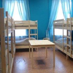 White Nights Hostel Кровать в общем номере с двухъярусной кроватью фото 6