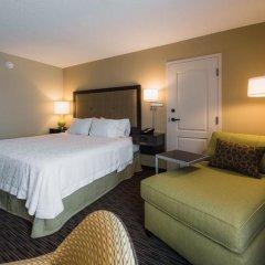 Отель Hampton Inn Meridian 2* Стандартный номер с различными типами кроватей фото 10