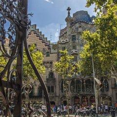 Апартаменты Habitat Apartments Bruc Барселона