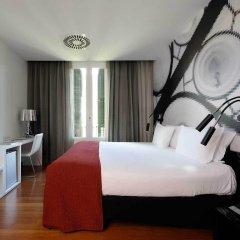 Отель Eurostars BCN Design 5* Улучшенный номер с двуспальной кроватью
