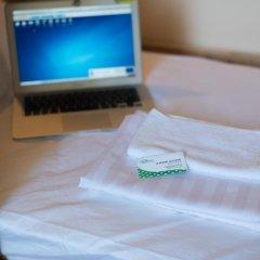 DREAM Hostel Zaporizhia Кровать в общем номере с двухъярусными кроватями фото 8
