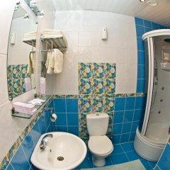 Гостиница Пит Стоп ванная фото 2