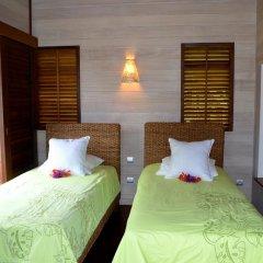 Отель Villa Honu by Tahiti Homes Французская Полинезия, Муреа - отзывы, цены и фото номеров - забронировать отель Villa Honu by Tahiti Homes онлайн комната для гостей фото 3