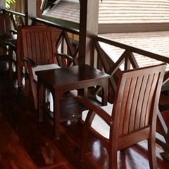 Отель Villa Lao Wooden House 2* Стандартный номер с различными типами кроватей