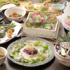 Отель Sanga Ryokan Минамиогуни питание фото 3