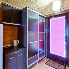 Гостиница Золотая бухта Бунгало с различными типами кроватей фото 11