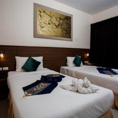 The Wave Boutique Hotel 3* Улучшенный номер с различными типами кроватей фото 2