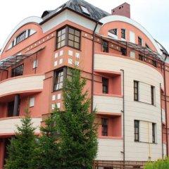 Гостевой Дом Альбертина вид на фасад фото 4