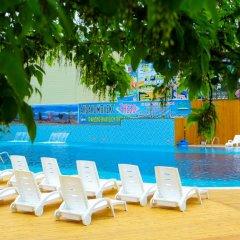 Гостиница Седьмое Небо бассейн фото 3