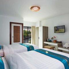 Отель Wattana Place 3* Номер Делюкс с 2 отдельными кроватями фото 11