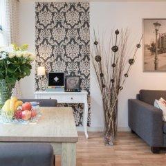 Апартаменты Artist House Apartments интерьер отеля