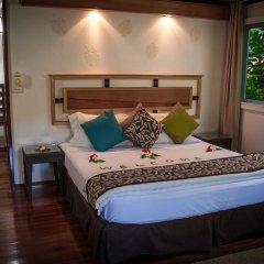 Отель First Landing Beach Resort & Villas 3* Бунгало с различными типами кроватей фото 6