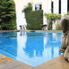 Отель Naris Art Паттайя бассейн фото 3