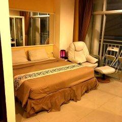 Отель Lords Place 2* Улучшенный номер разные типы кроватей фото 2