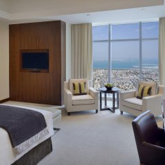 Отель JW Marriott Marquis Dubai 5* Стандартный номер с различными типами кроватей фото 5