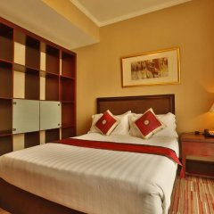 Отель Rayfont Downtown Hotel Shanghai Китай, Шанхай - 3 отзыва об отеле, цены и фото номеров - забронировать отель Rayfont Downtown Hotel Shanghai онлайн комната для гостей фото 3
