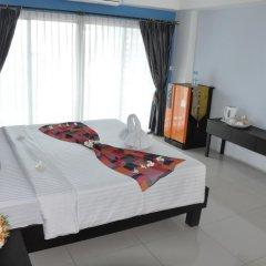 Отель UD Pattaya 3* Номер Делюкс с различными типами кроватей фото 2