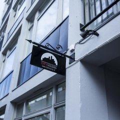 Отель City Housing - Kirkebakken 8 сейф в номере