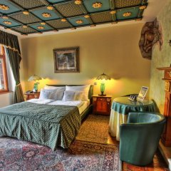 Отель U Pava 4* Люкс фото 6