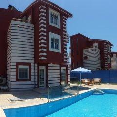 Отель Villa Belek Happyland бассейн фото 2